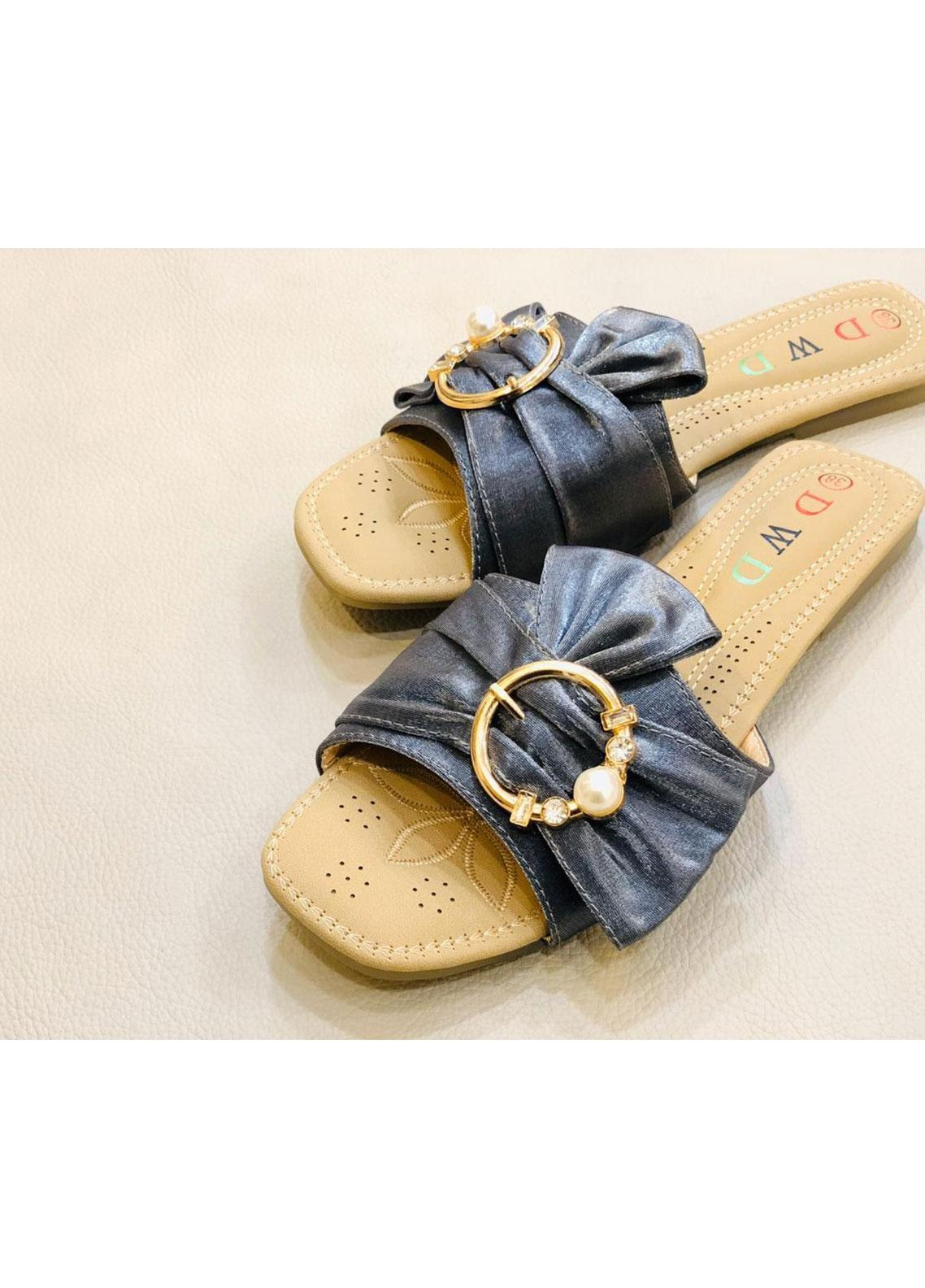Grace Up Shoes Casual Style  Flat Shoes 0798 GREY