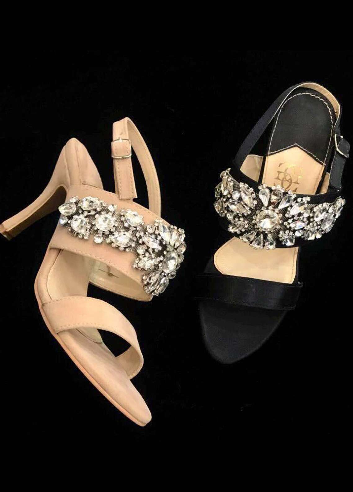 Grace Up Shoes Casual Style  Heel Shoes 954