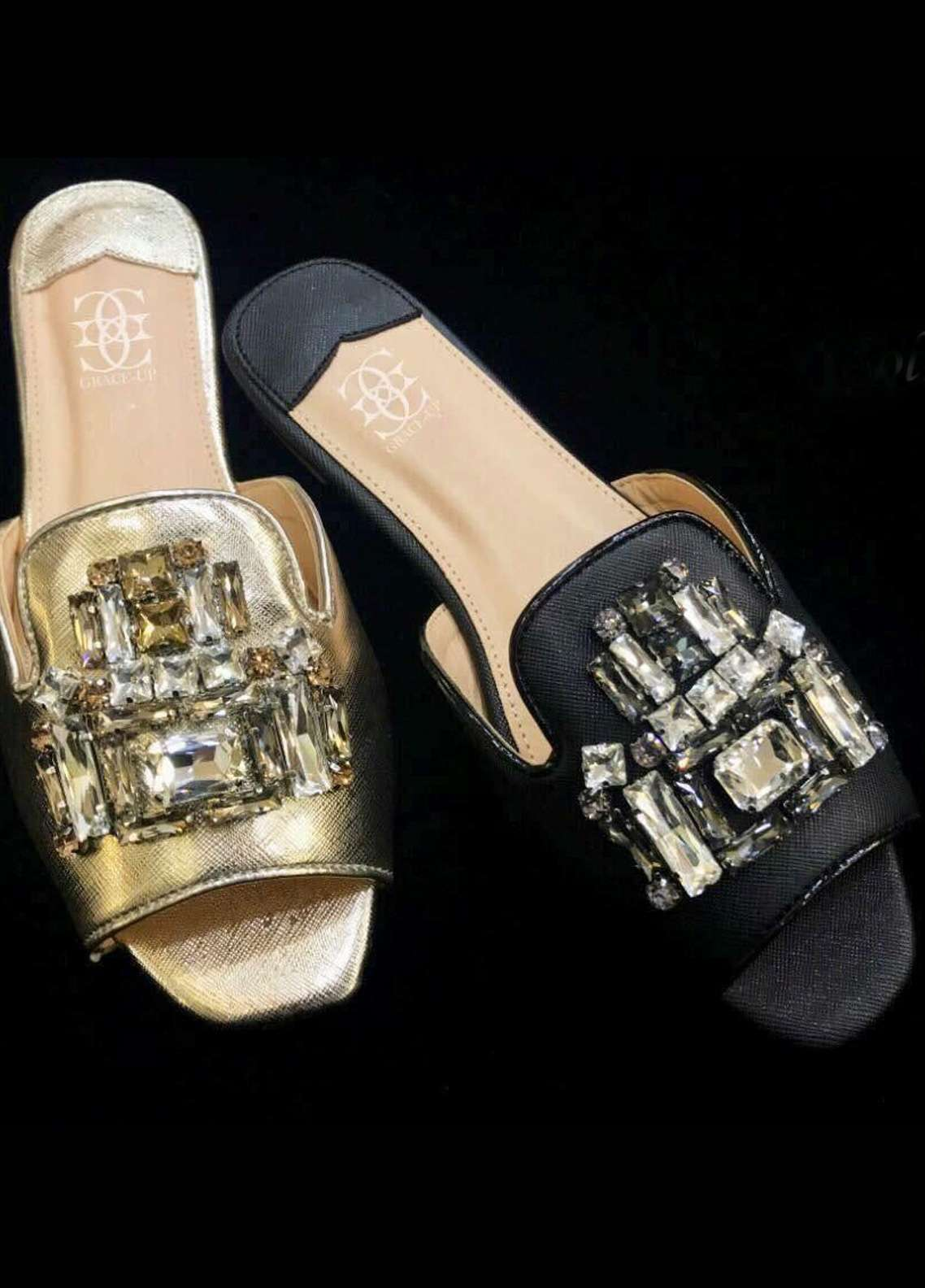 Grace Up Shoes Casual Style  Flat Shoes A157