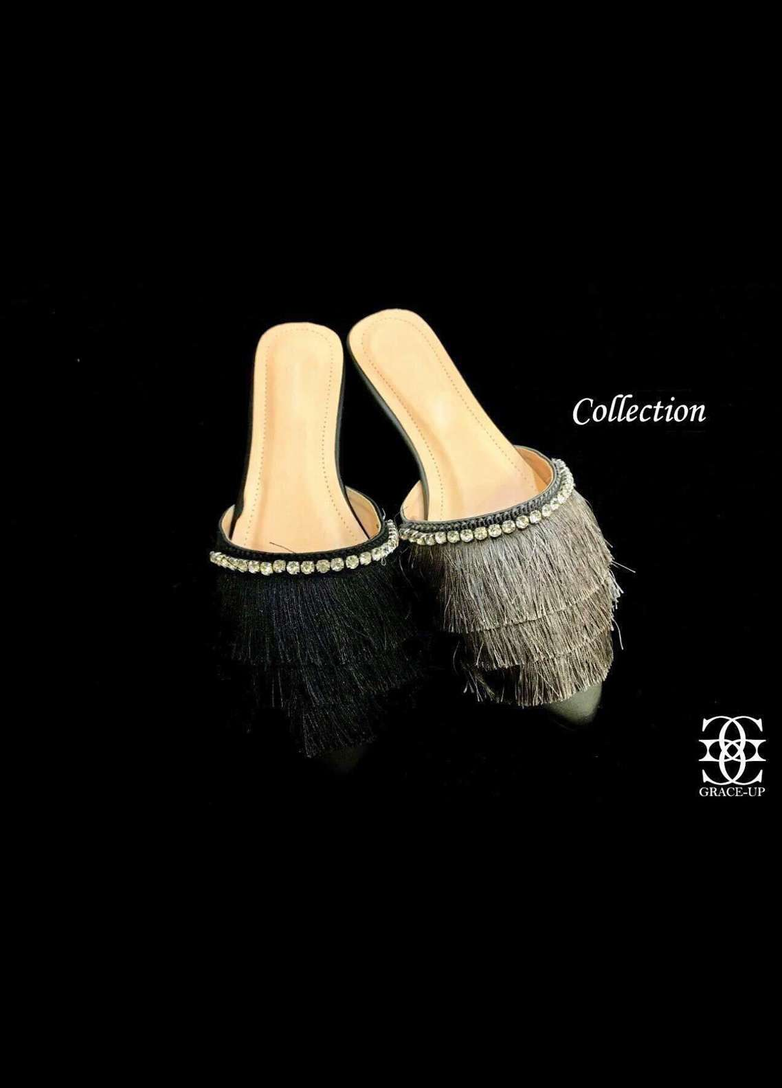Grace Up Shoes Casual Style  Flat Shoes A173