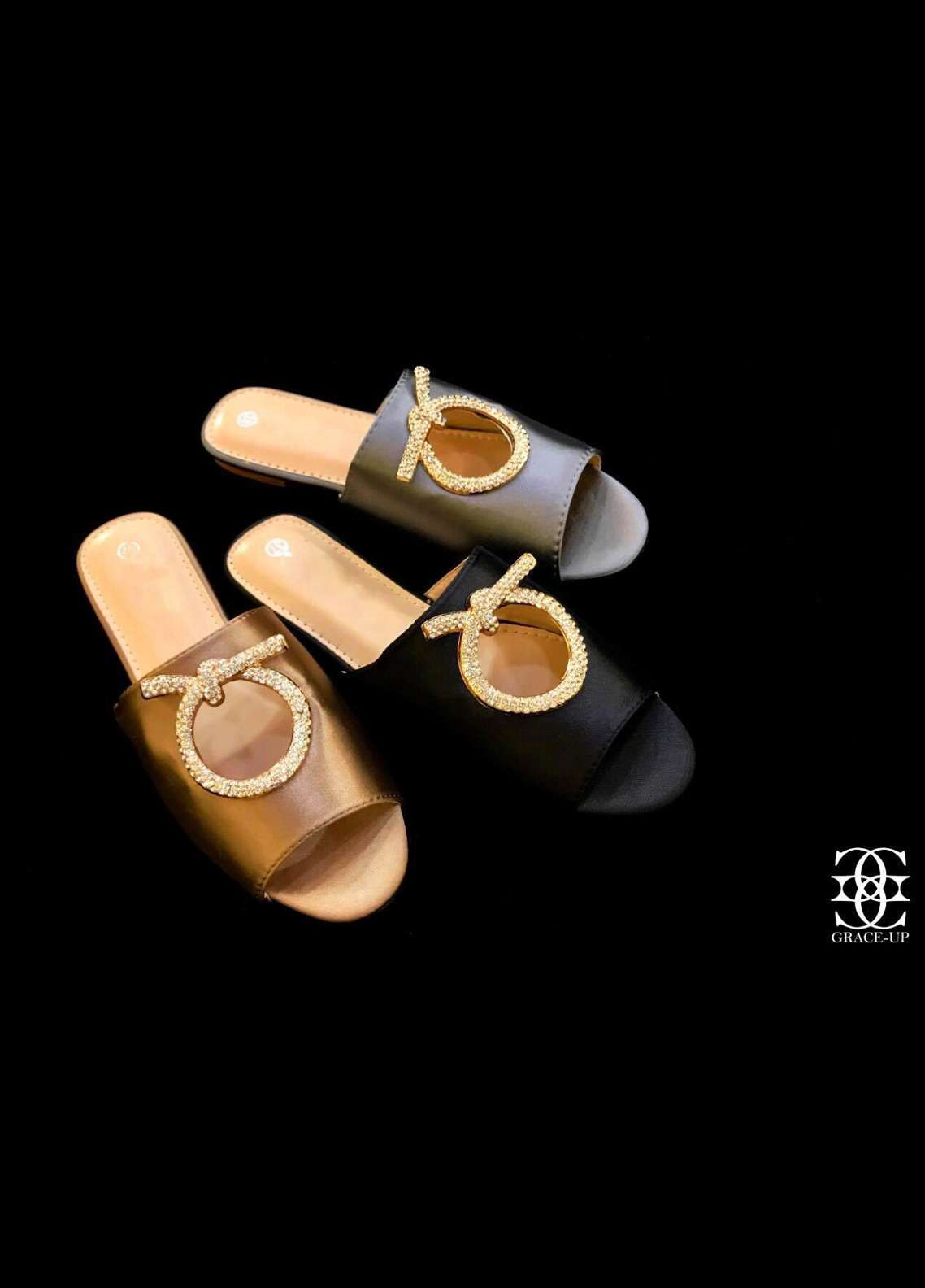 Grace Up Shoes Casual Style  Flat Shoes A187