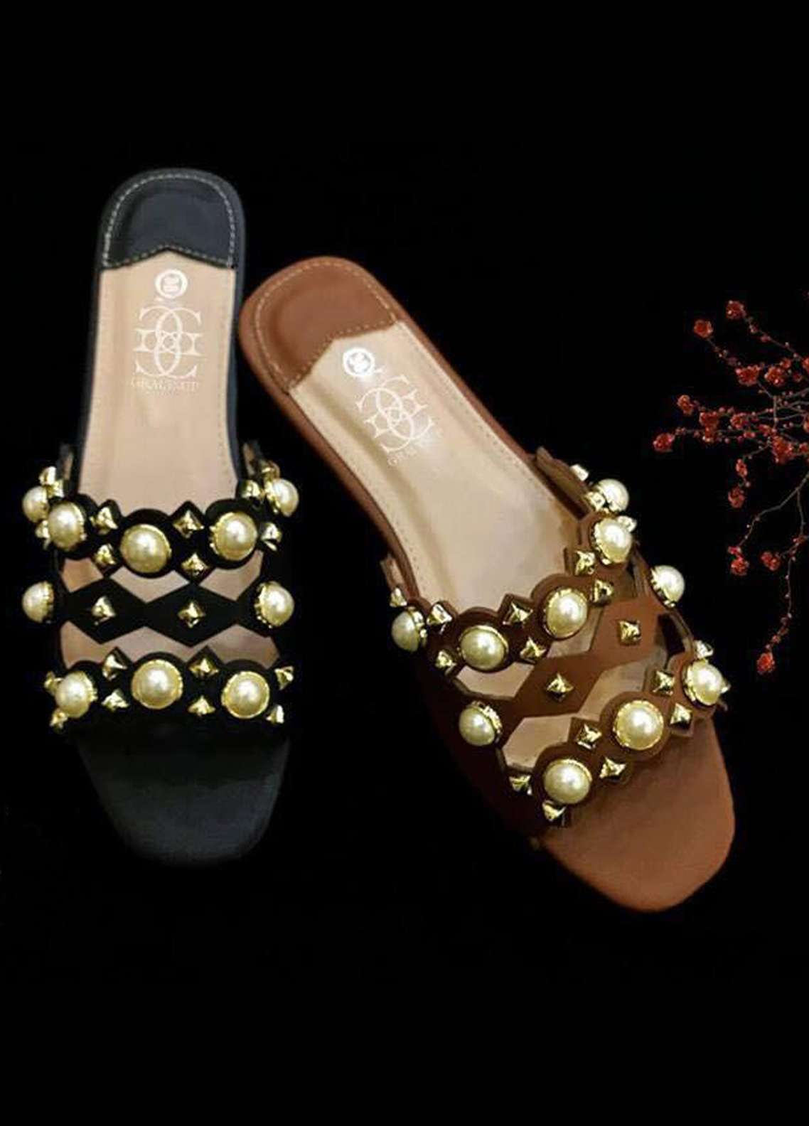 Grace Up Shoes Casual Style  Flat Shoes A79
