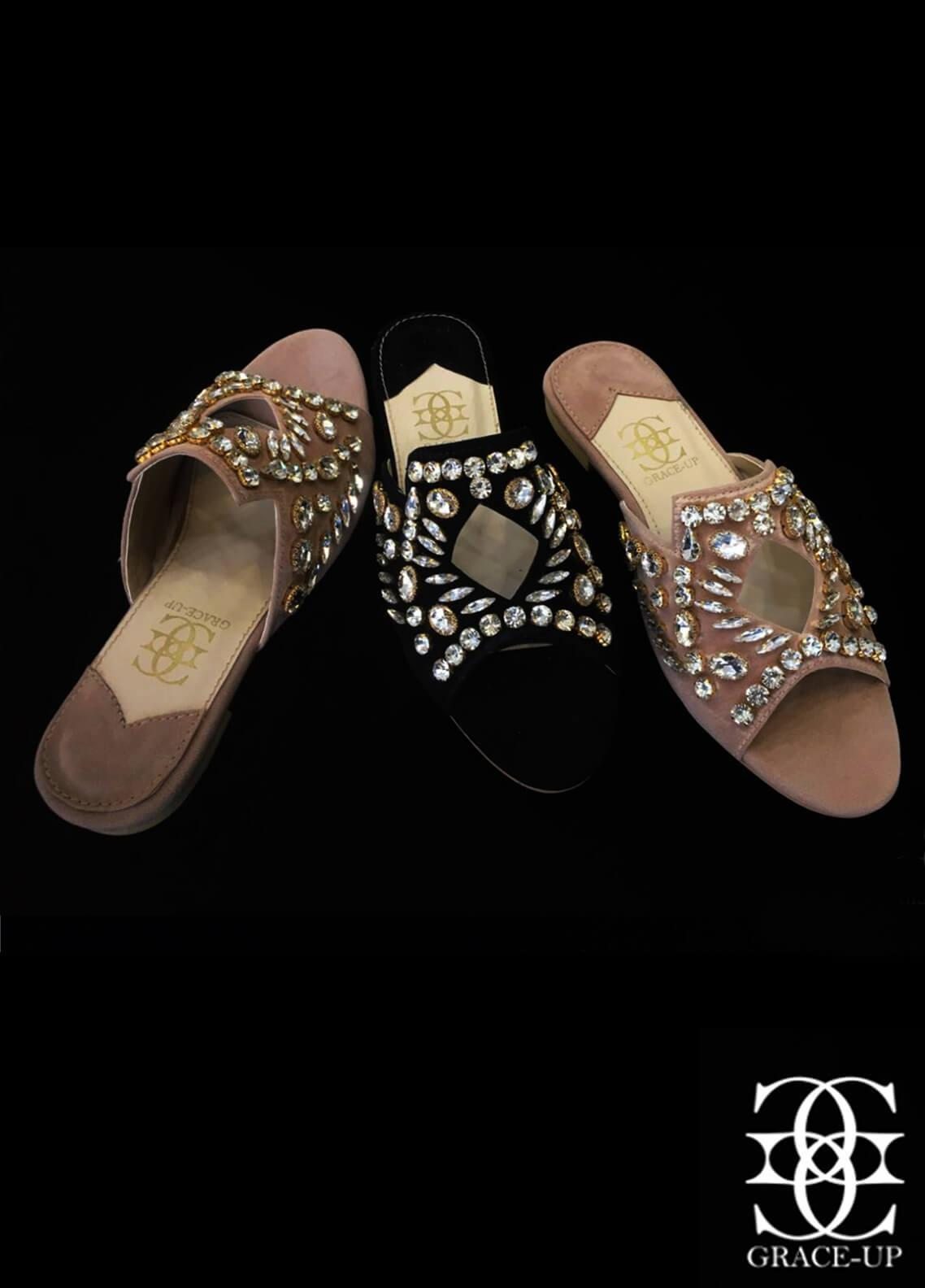 Grace Up Shoes Casual Style  Flat Shoes O783