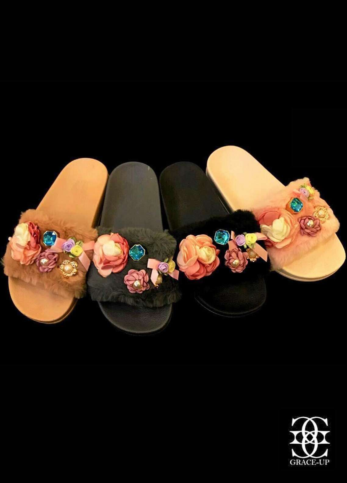 Grace Up Shoes Casual Style  Flat Shoes S1