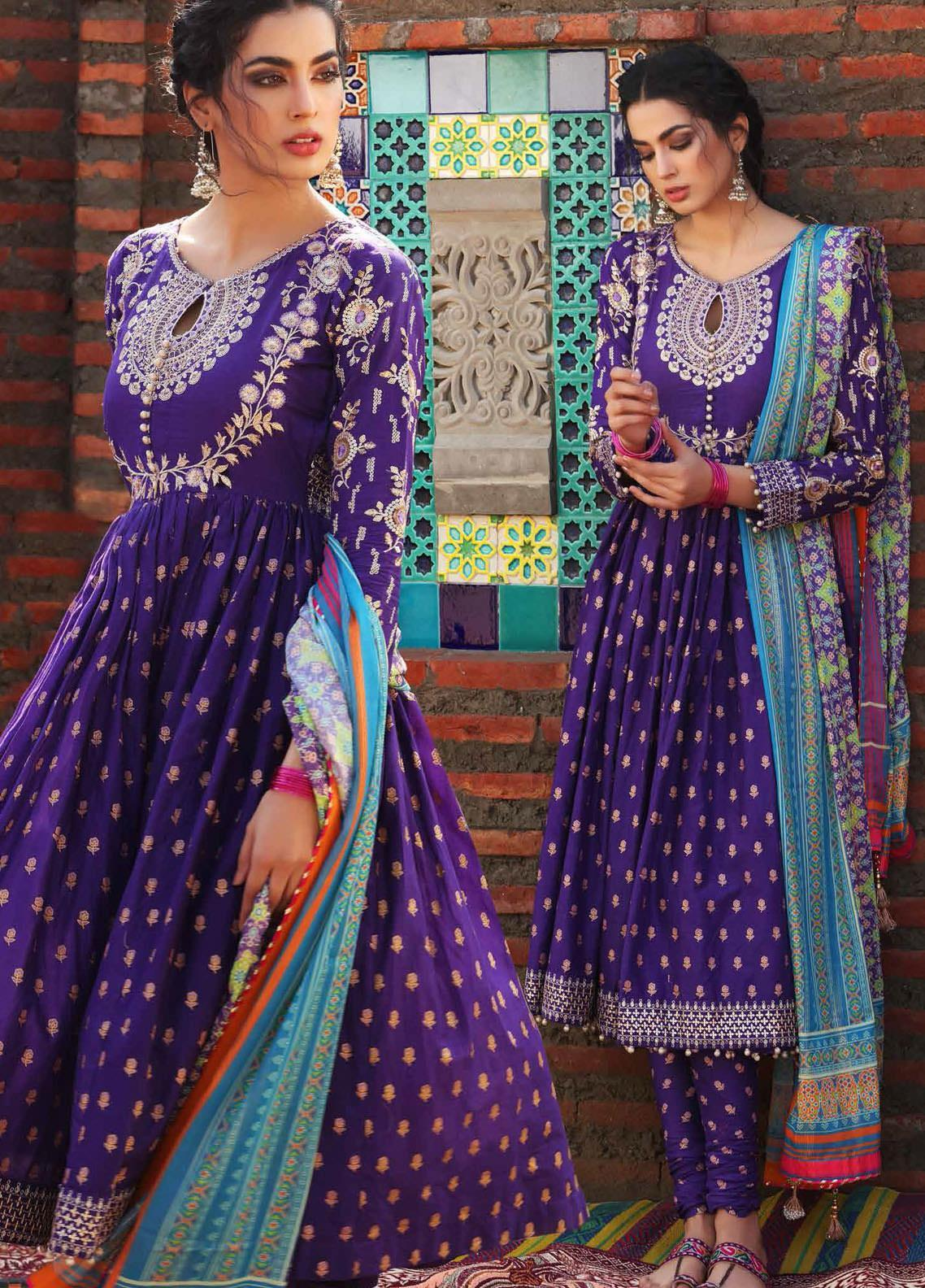 Gul Ahmed SP-24 Eid Collection