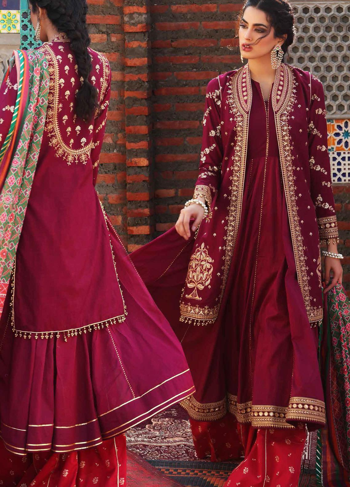 Gul Ahmed SP-25 Eid Collection