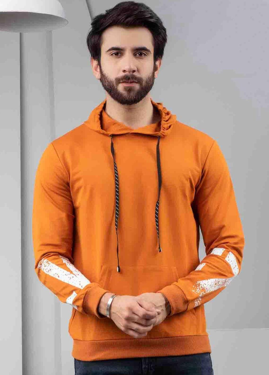 Ignite Wardrobe Cotton Pullover Men Hoodies -  IG20HDM 002