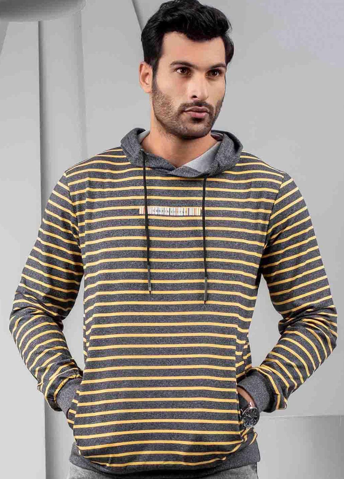 Ignite Wardrobe Cotton Pullover  Hoodies for Men -  IG20HDM 003