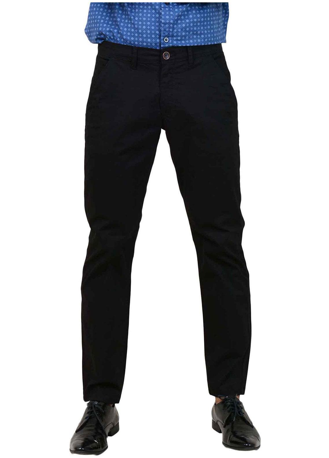 Ignite Wardrobe Cotton Stretchable Chino Pants for Men -  IG20PNM 017