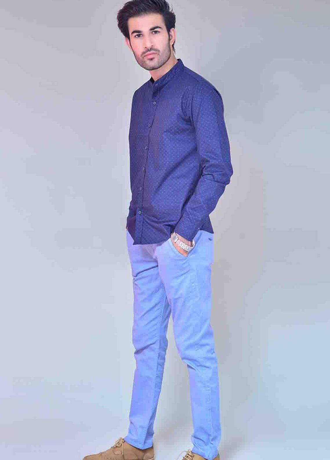 Ignite Wardrobe Cotton Stretchable Chino Men Pants -  IG20PNM 022