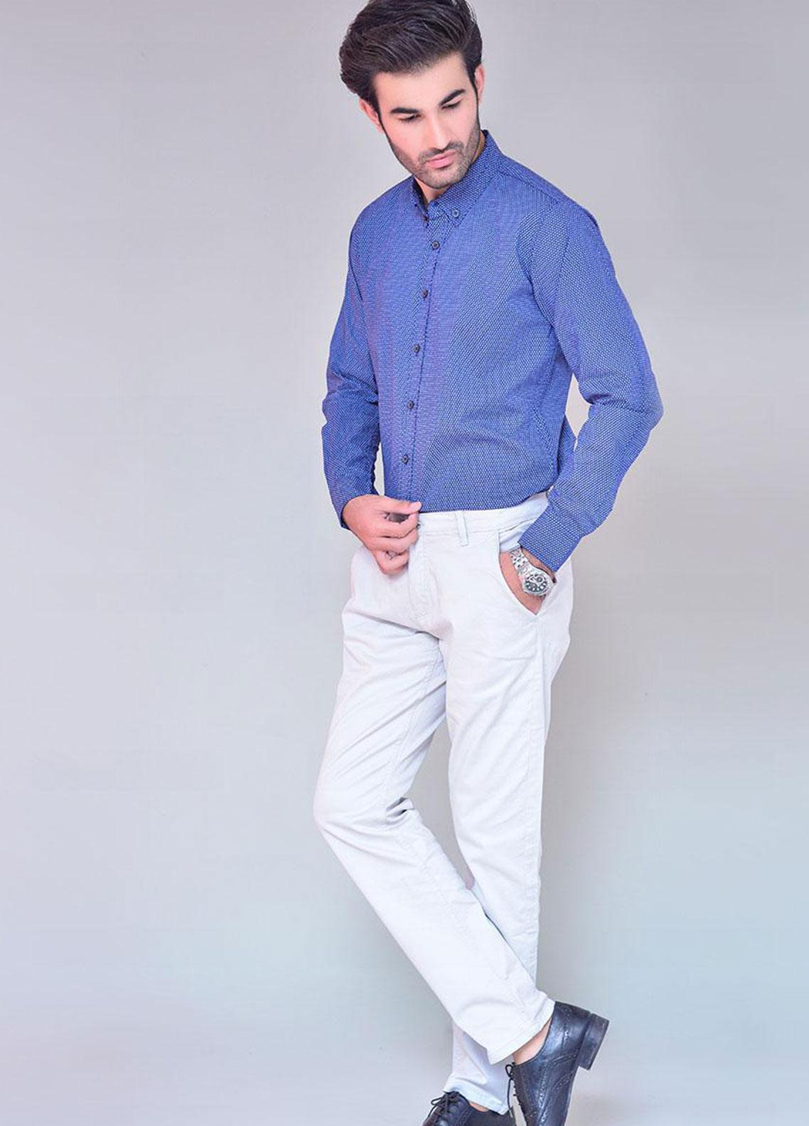 Ignite Wardrobe Cotton Stretchable Chino Pants for Men -  IG20PNM 025