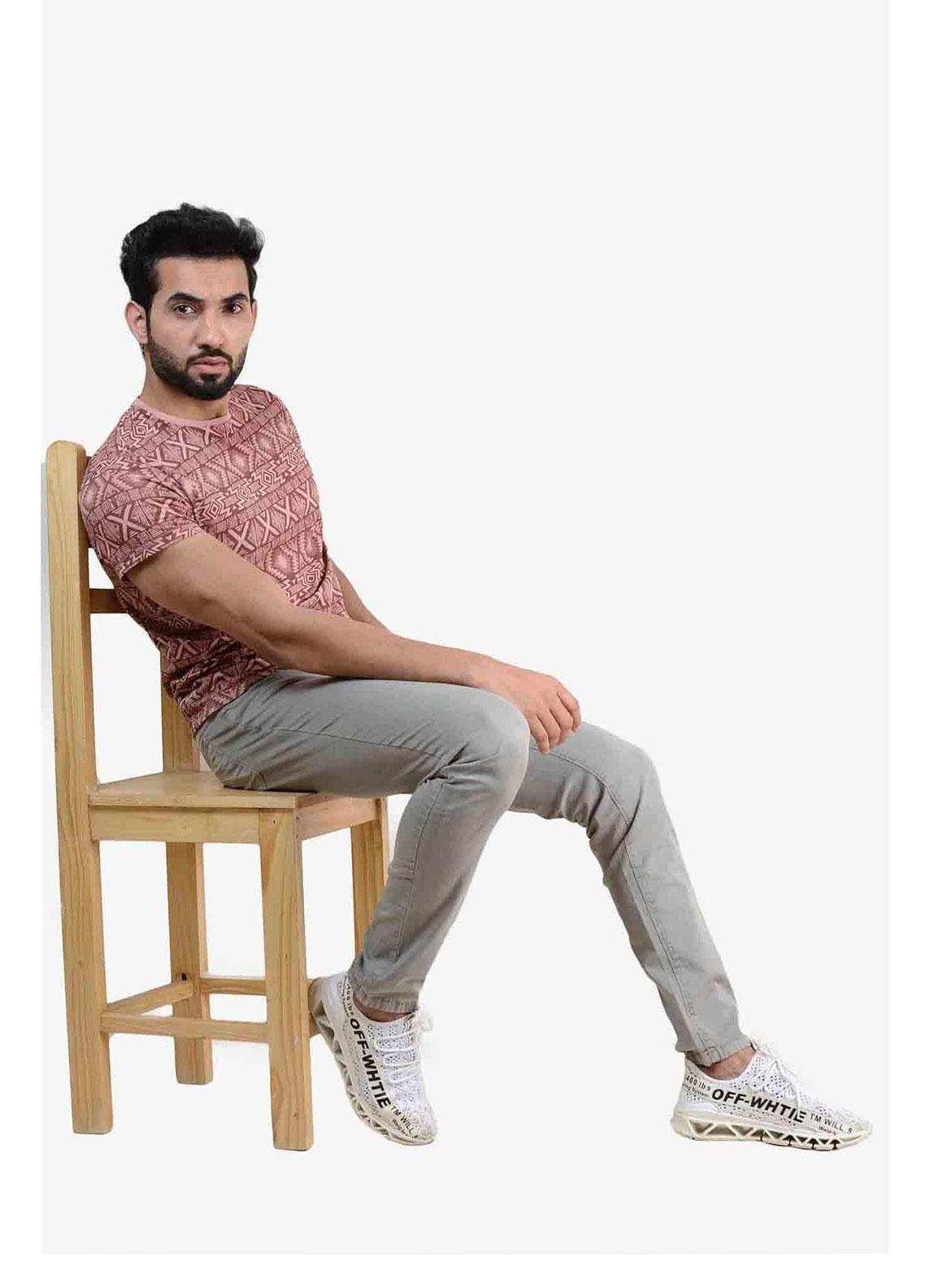 Ignite Wardrobe Cotton Stretchable Men Pants -  IG20PNM 026