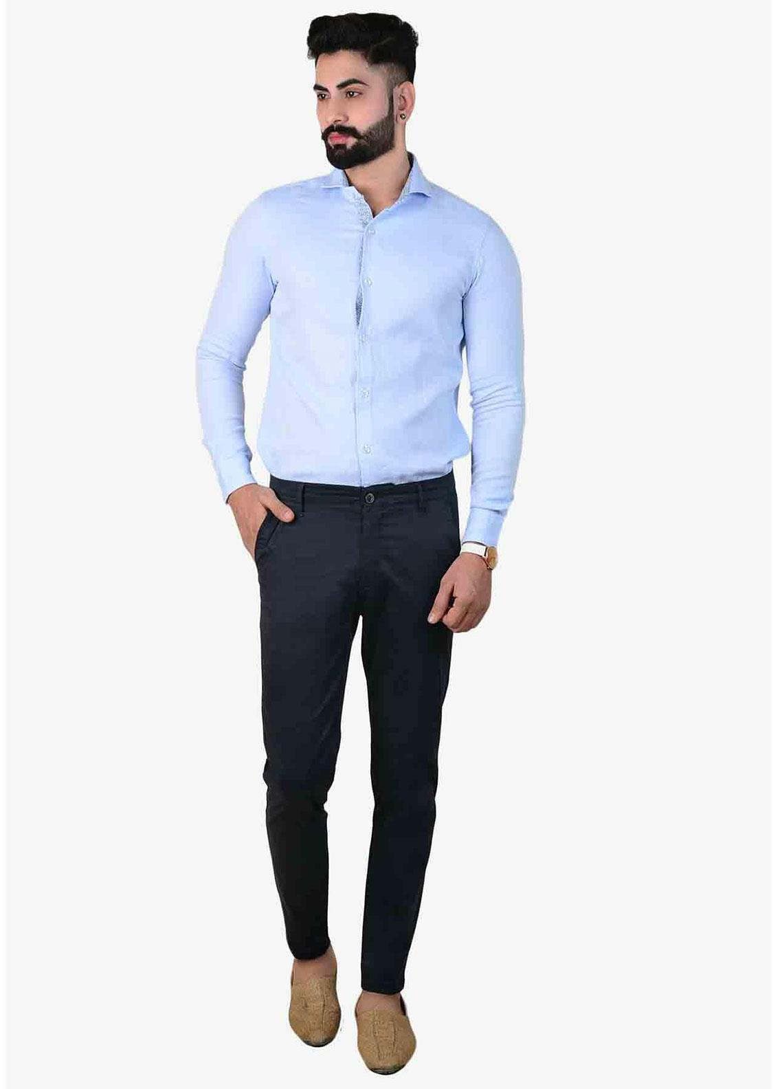 Ignite Wardrobe Cotton Stretchable Chino Men Pants -  IG20PNM 034