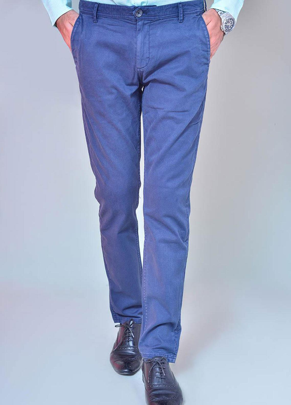 Ignite Wardrobe Cotton Printed Chino Men Pants -  IG20PNM 042