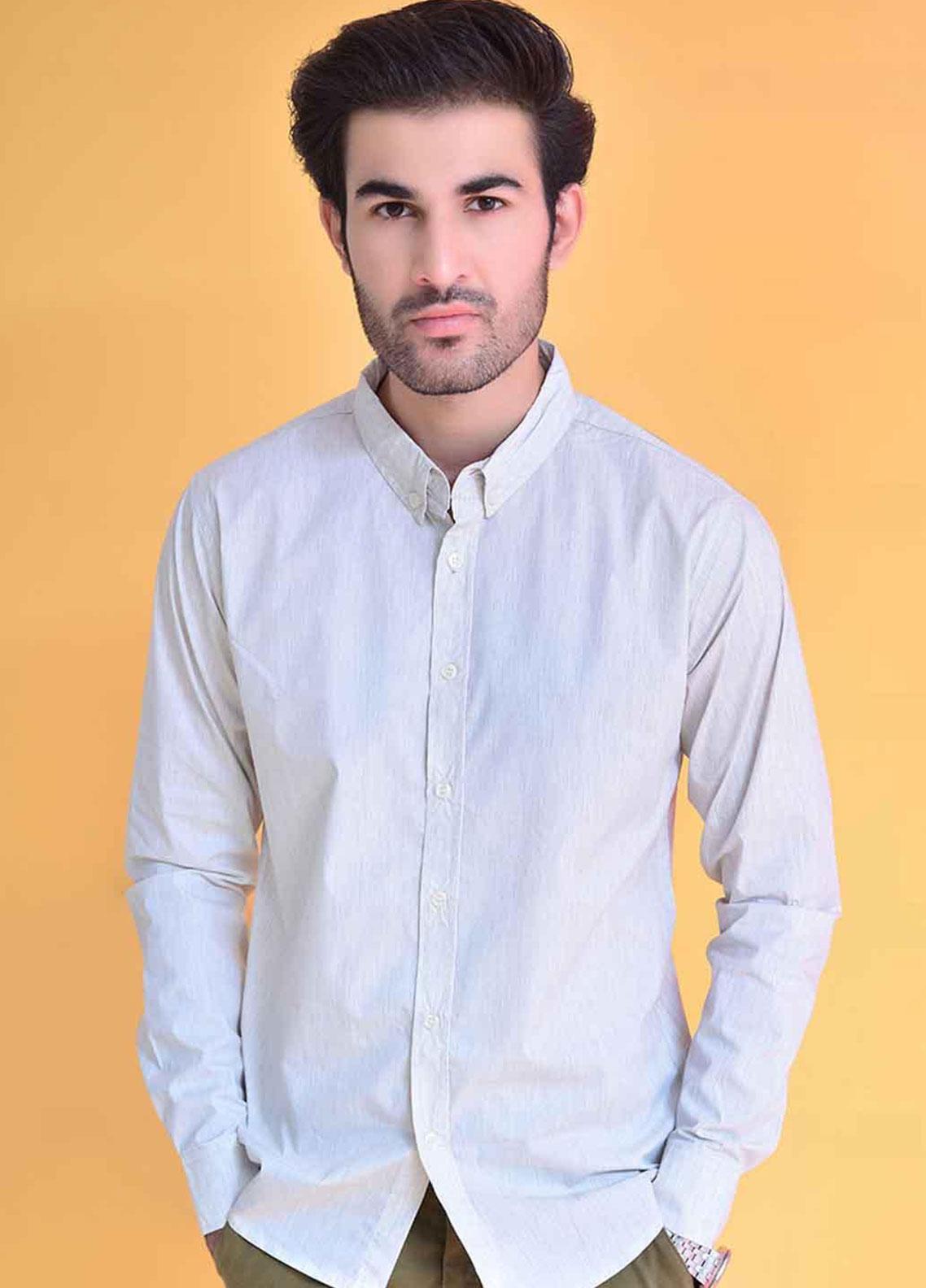 Ignite Wardrobe Cotton Button Down Shirts for Men -  IG20SHM 033
