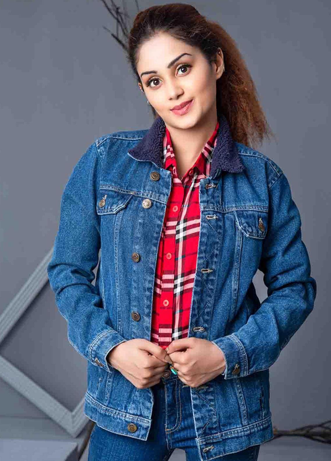 Ignite Wardrobe Trucker Cotton Jackets IG20JKW 002