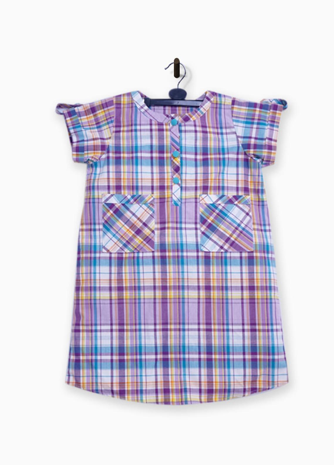 Kids Polo Cotton Fancy Shirts for Girls -  GWSK20221