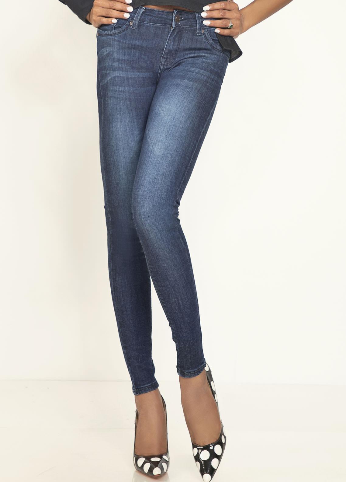 Kross Kulture Perfect Curves Denim Jeans KWA-20-003 DGO