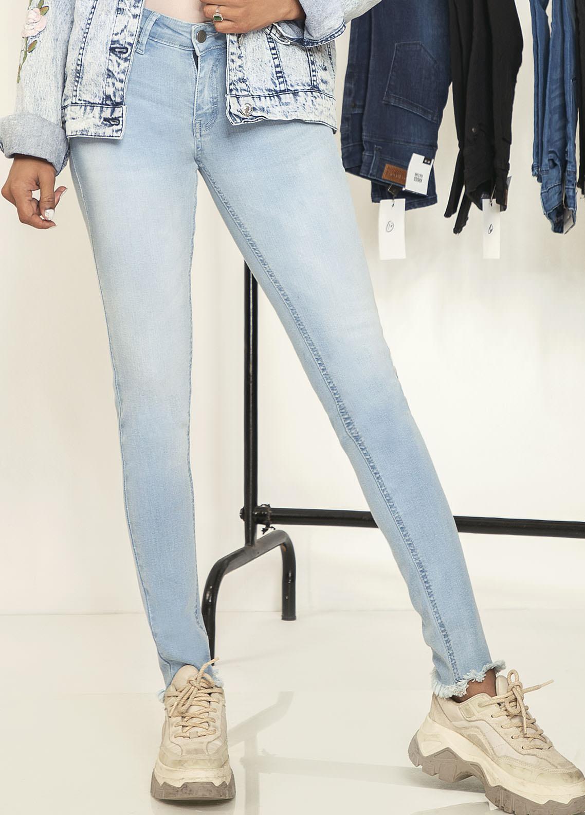 Kross Kulture Perfect Curves Denim Jeans KWA-20-007 BWH