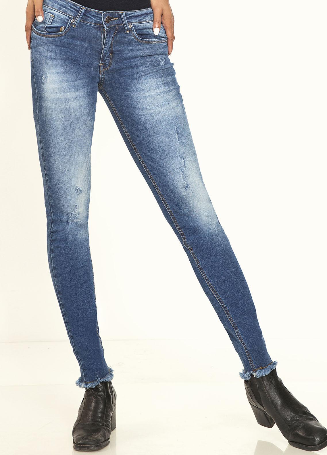 Kross Kulture Perfect Curves Denim Jeans KWA-20-011 MBU