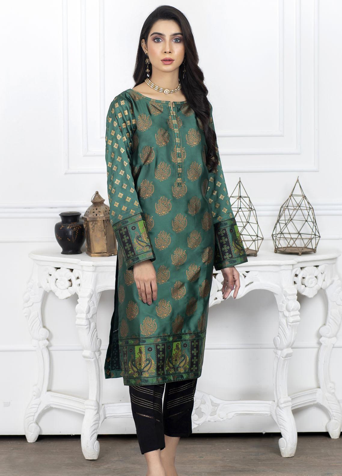 Lakhany Block Print Silk Stitched Kurtis LSM20BP LSM-2014