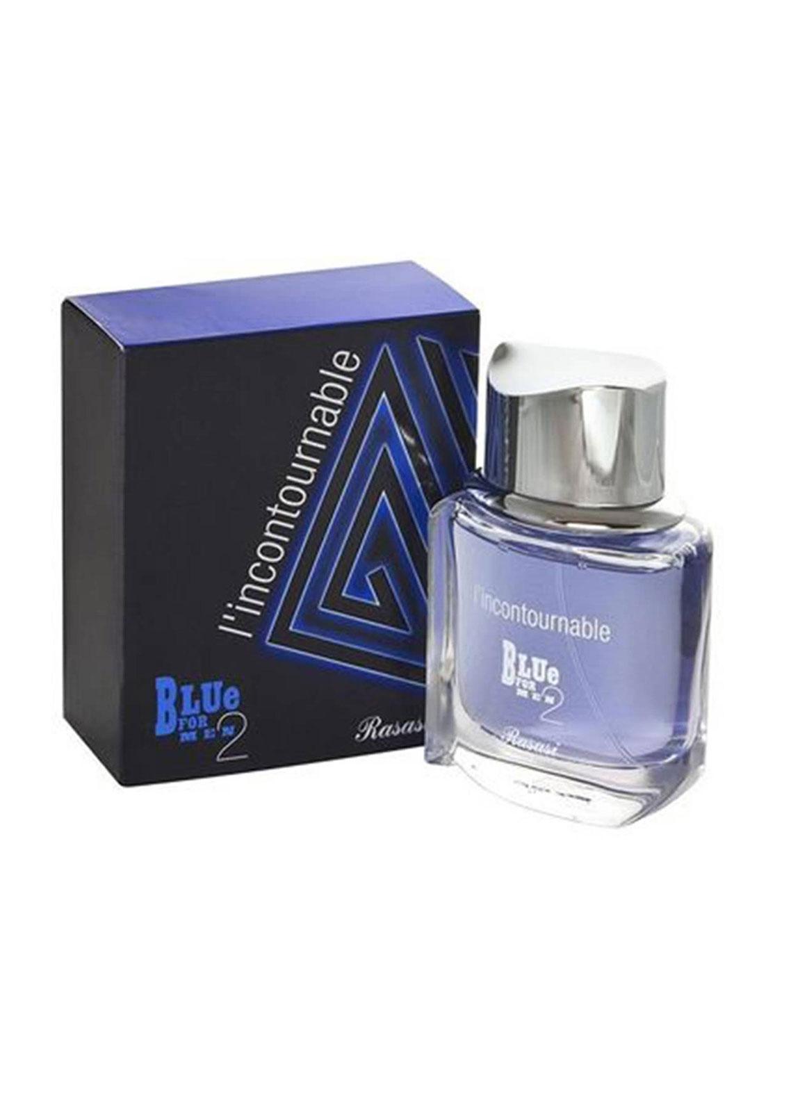 Rasasi Lincontournable Blue 2 men's perfume