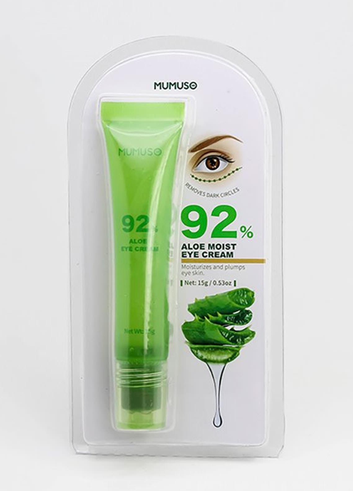 Mumuso Aloe Eye Cream