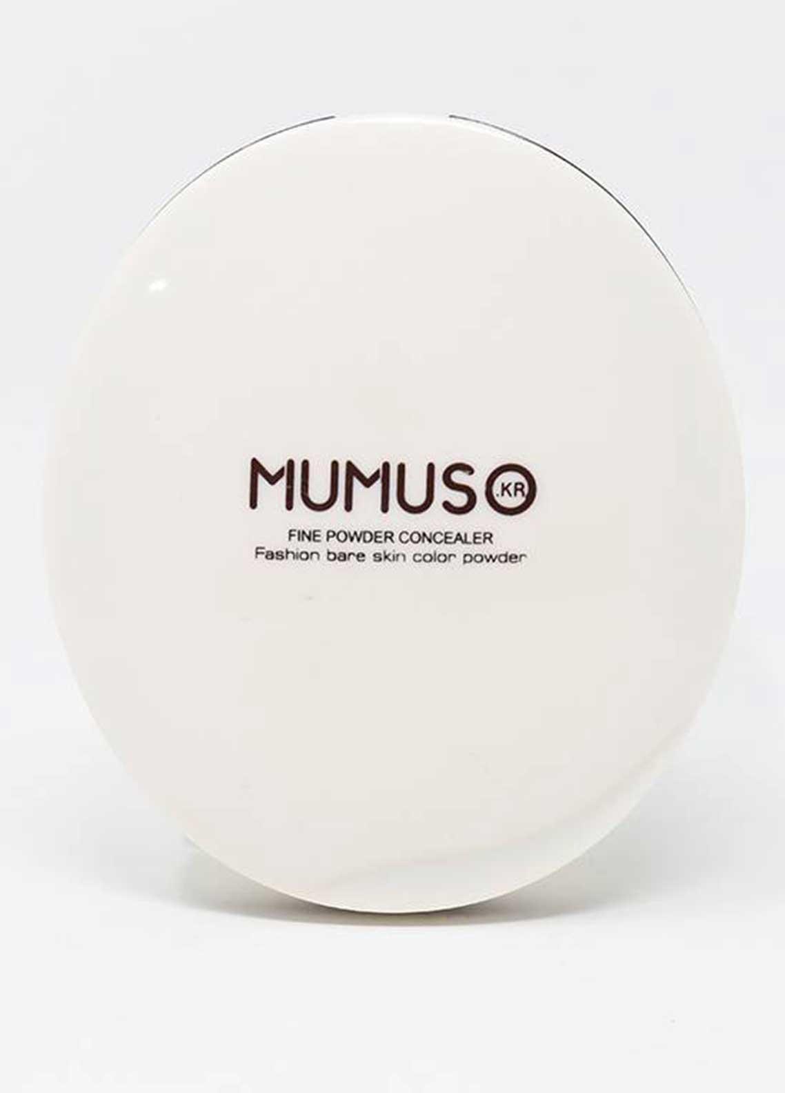 Mumuso FINE POWDER CONCEALER (NO-01)