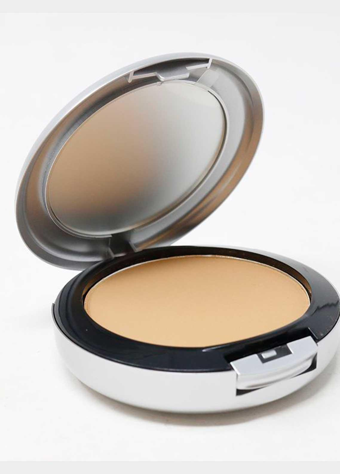 Mumuso FOREVER LASTING DUAL USE PRESSED POWDER-WHEAT