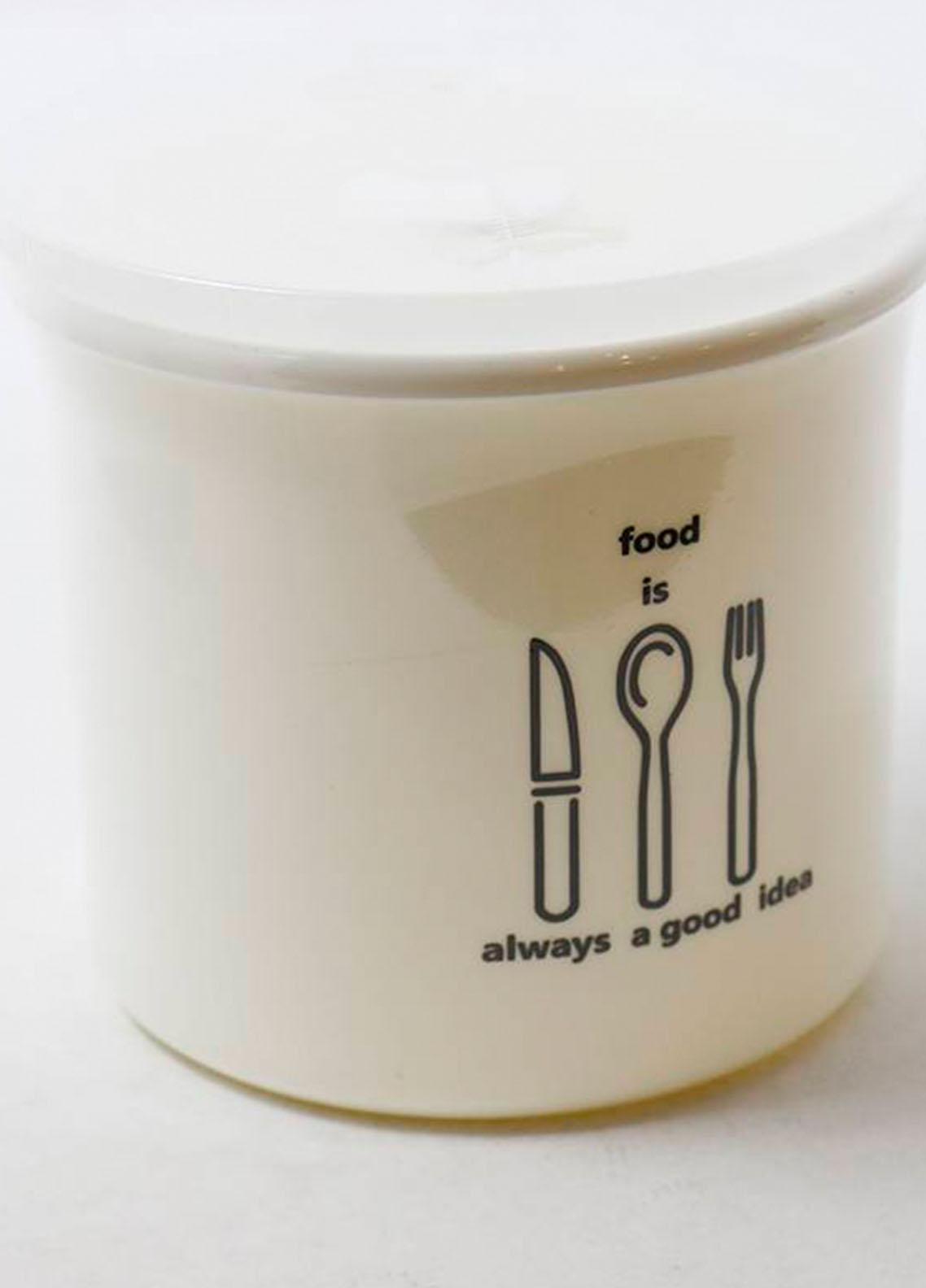 Mumuso FOOD STORAGE JAR (ROUND-S)