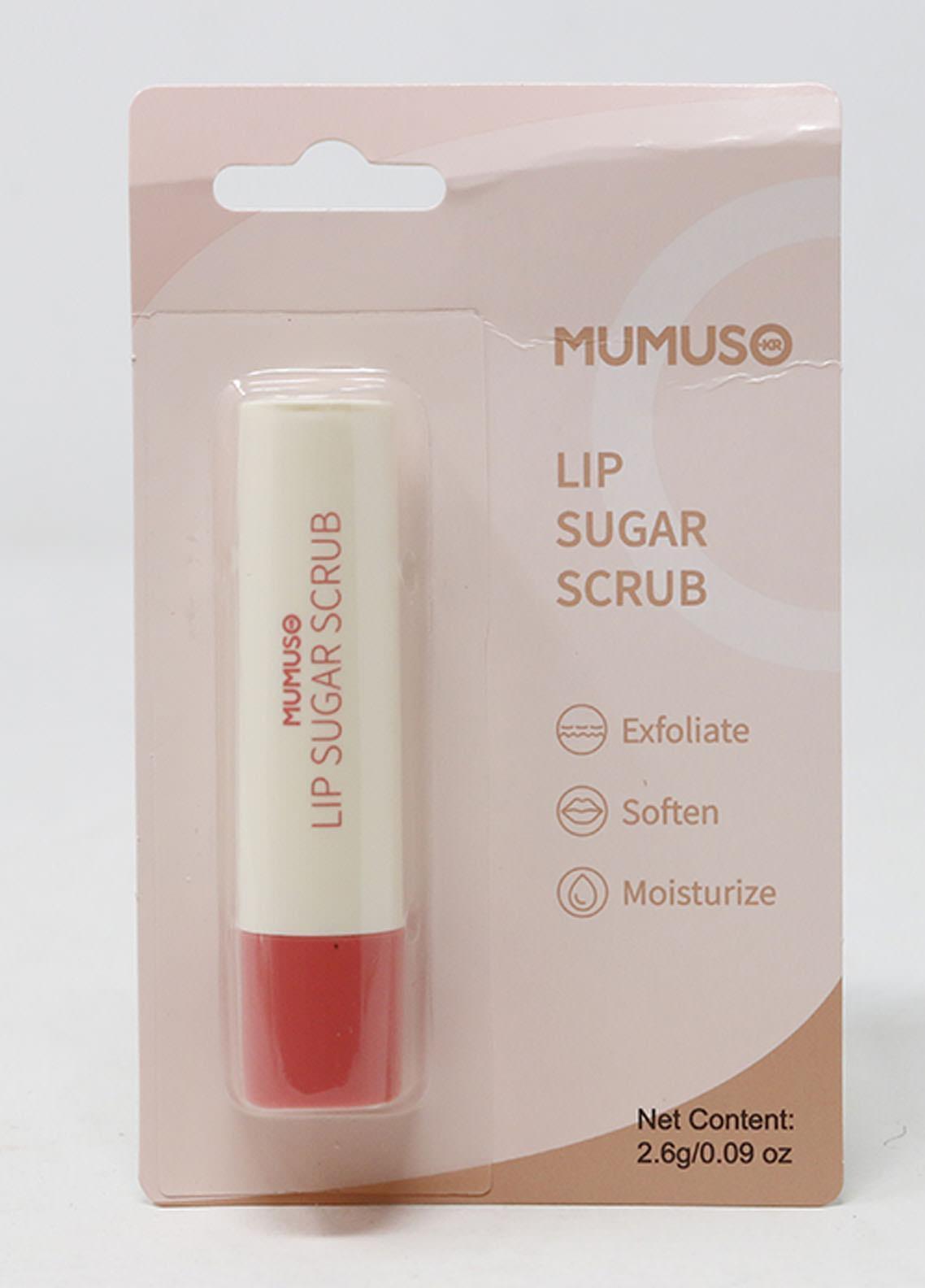 Mumuso Lip Sugar Scrub