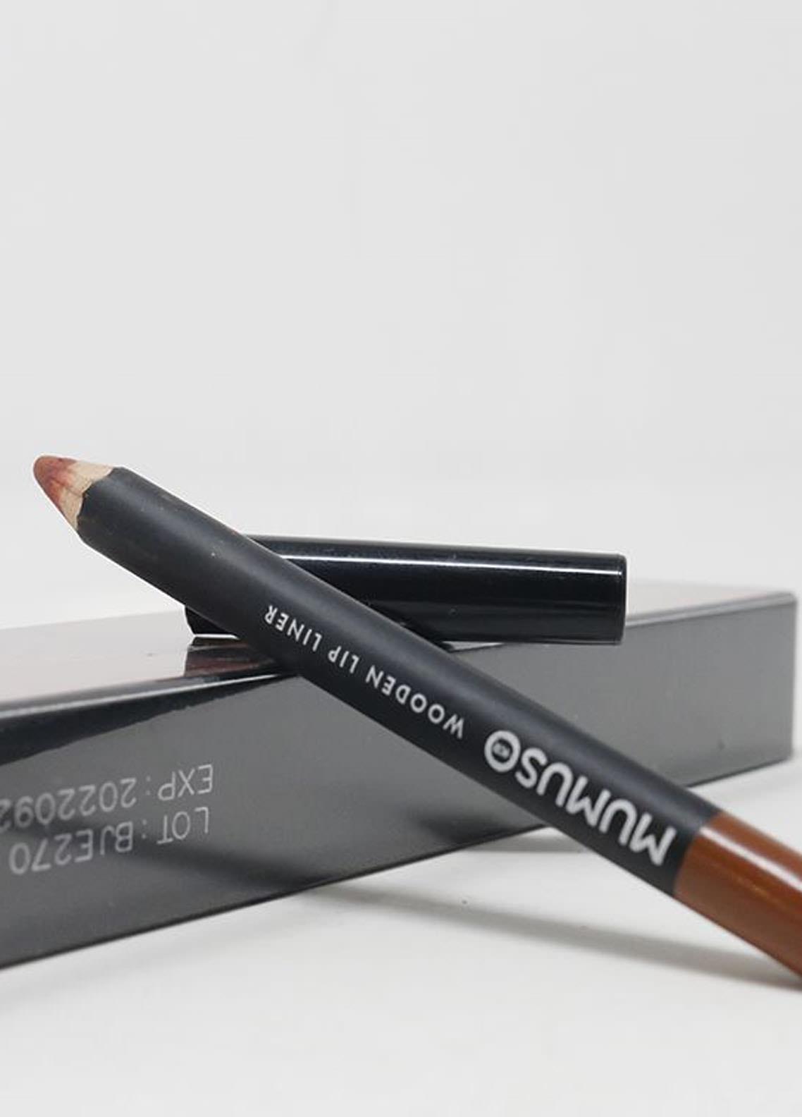 Mumuso Wooden Lip Liner 519