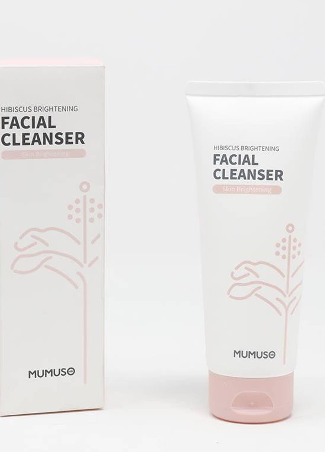 Mumuso Hibiscus Facial Cleanser