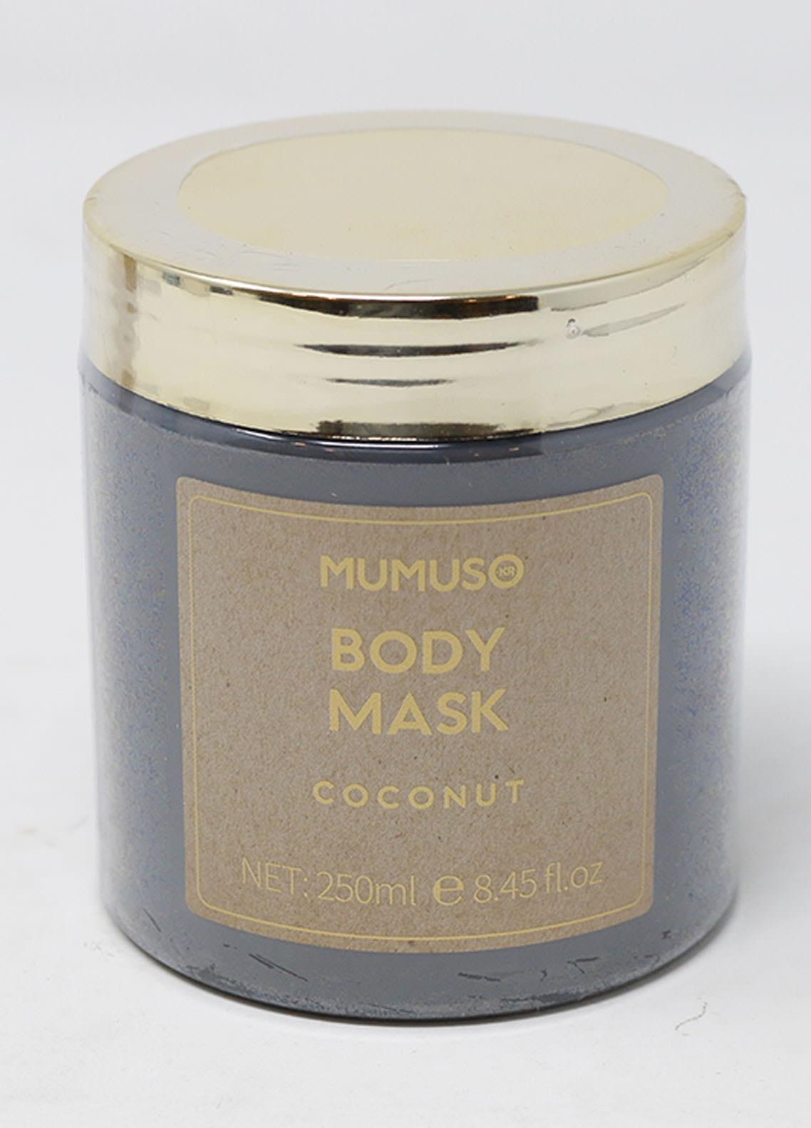 Mumuso Luxh Body Mask