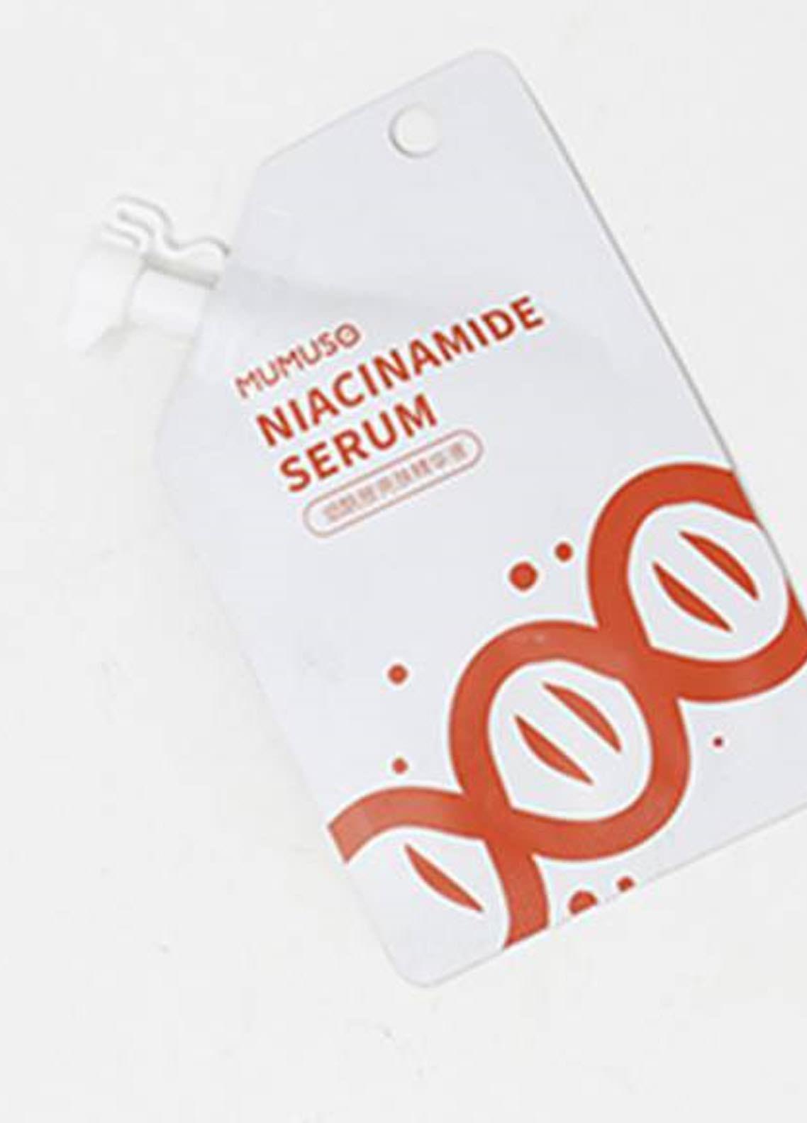 Mumuso Niacinamide Brightening Serum