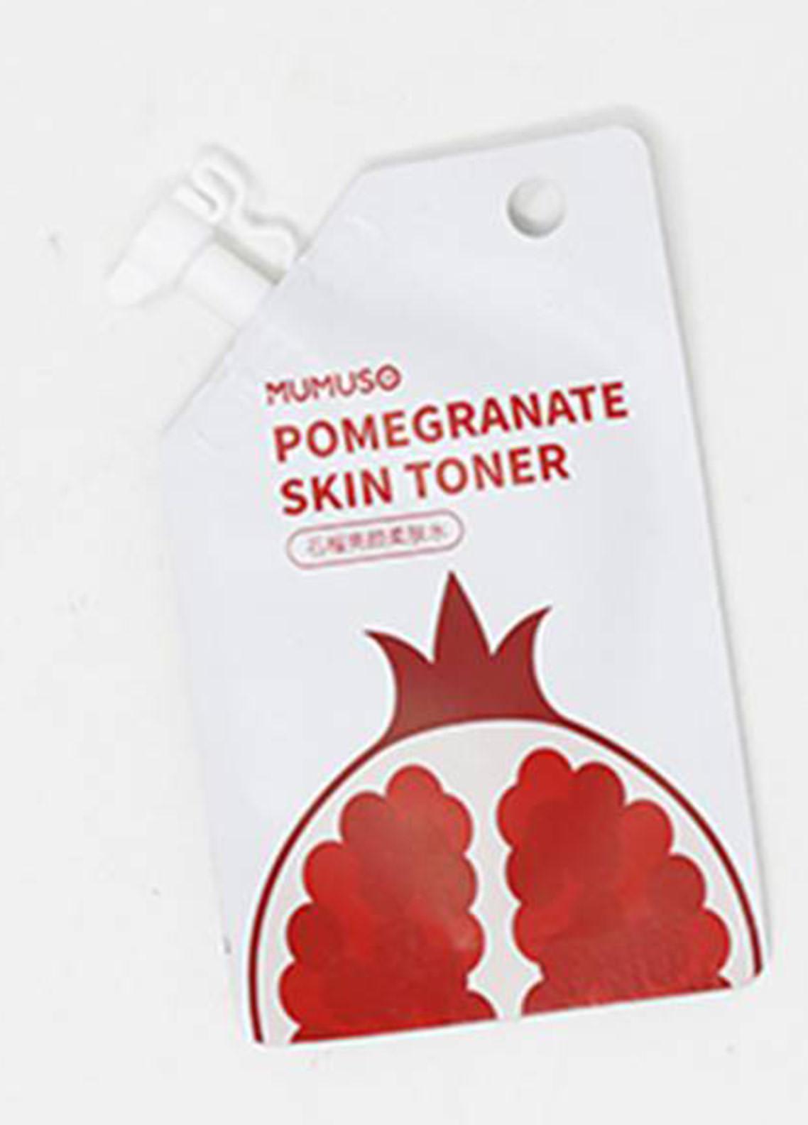 Mumuso Pomegranate Skin Toner 385