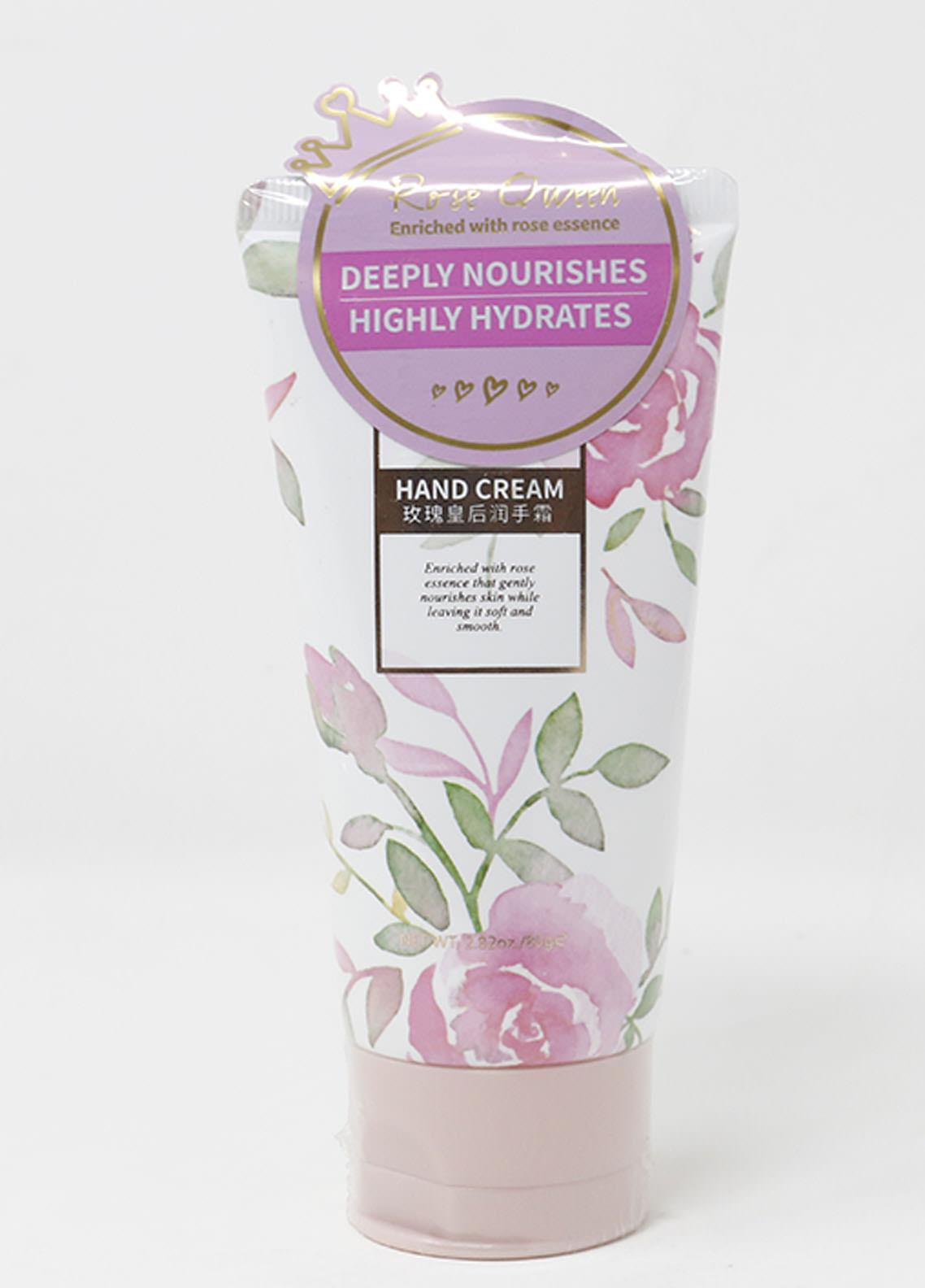 Mumuso Rose Hand Cream