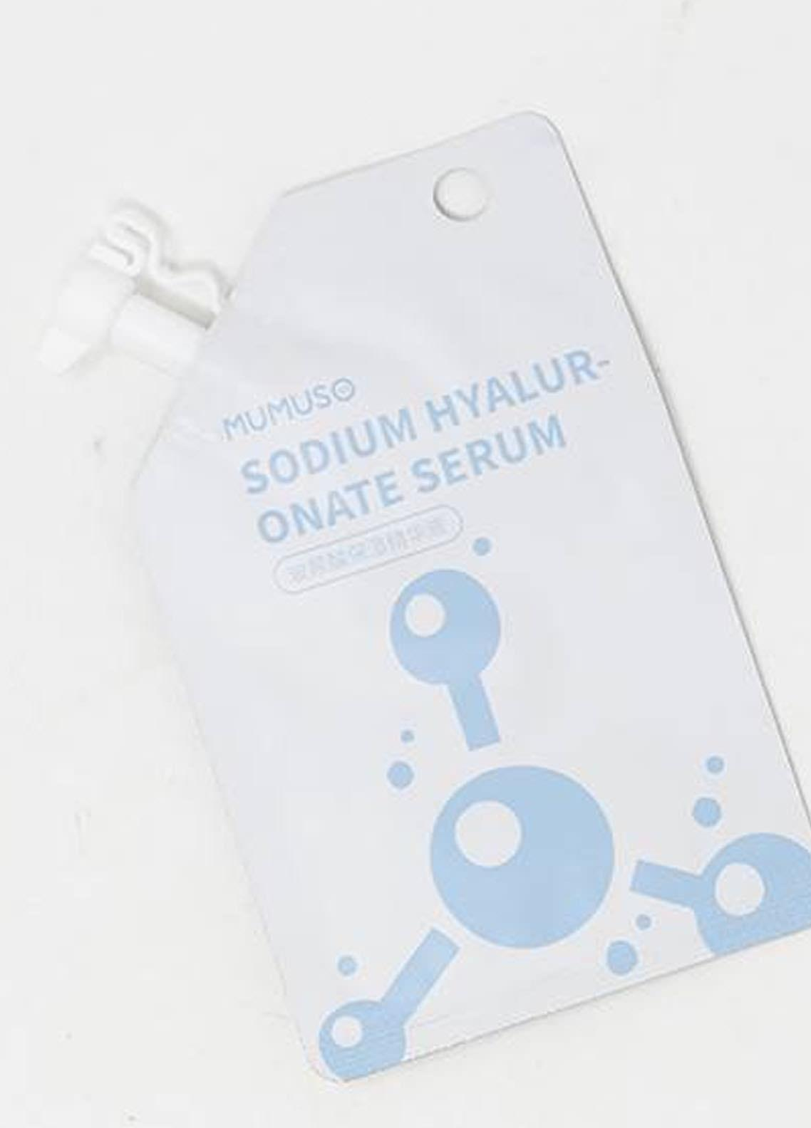 Mumuso Sodium Hyaluronate Hydrating Serum