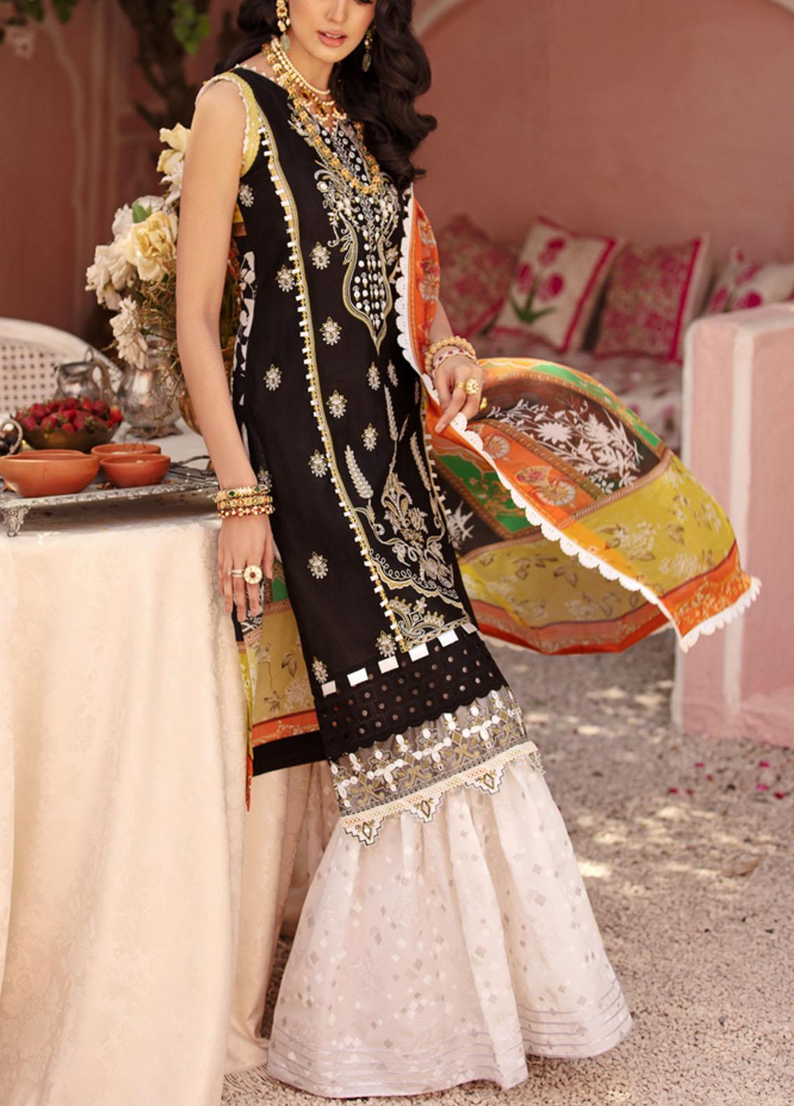 Noor 2B Eid Chikankari