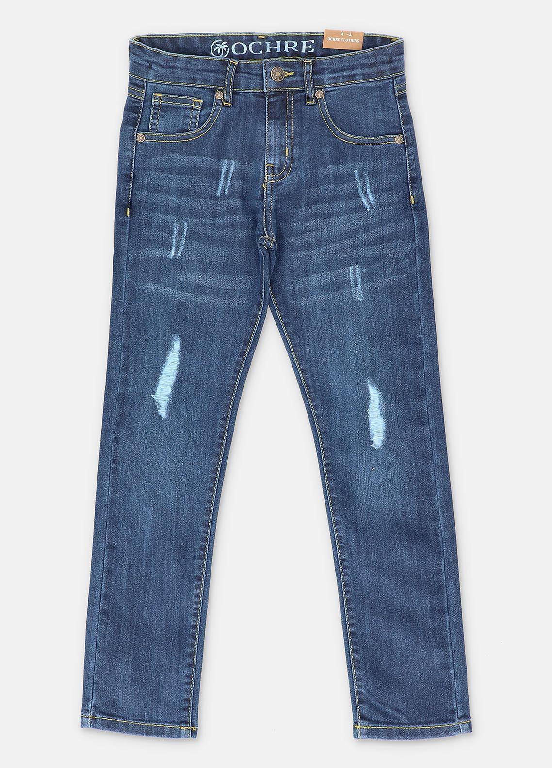 Ochre Denim  Girls Jeans -  ODP-11 Blue