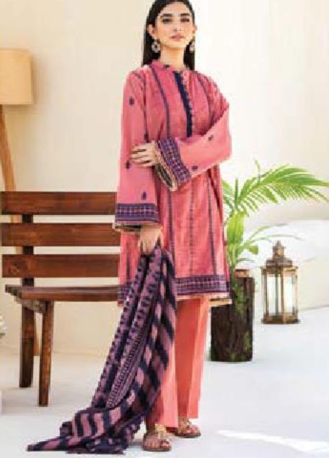 MYSA by Orient Embroidered Karandi Unstitched 3 Piece Suit OT20-MW2 184 B - Winter Collection