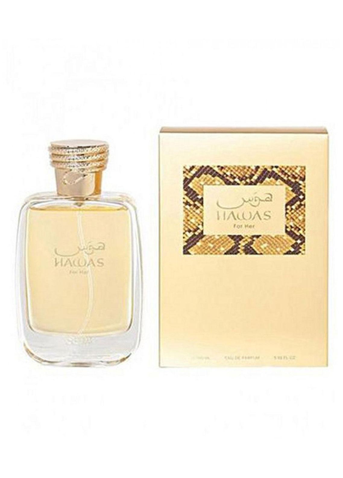 Rasasi Rasasi Hawas women's perfume EDP