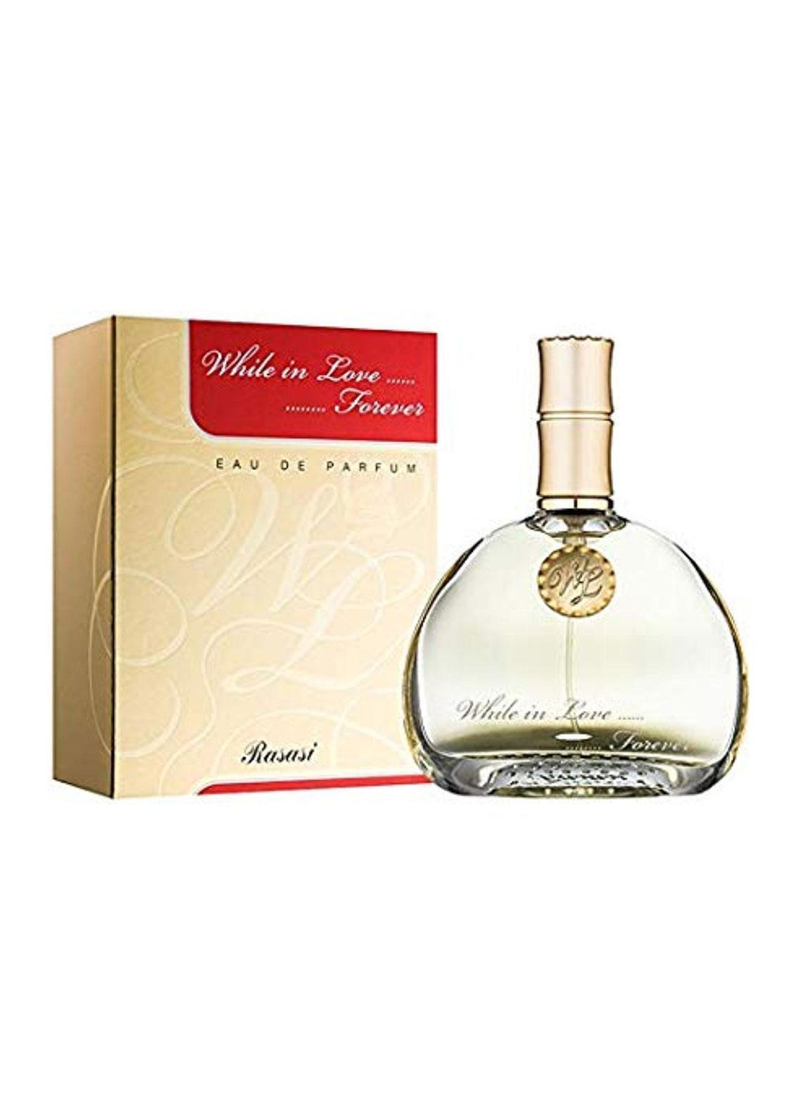 Rasasi Rasasi While In Love forever women's perfume EDP