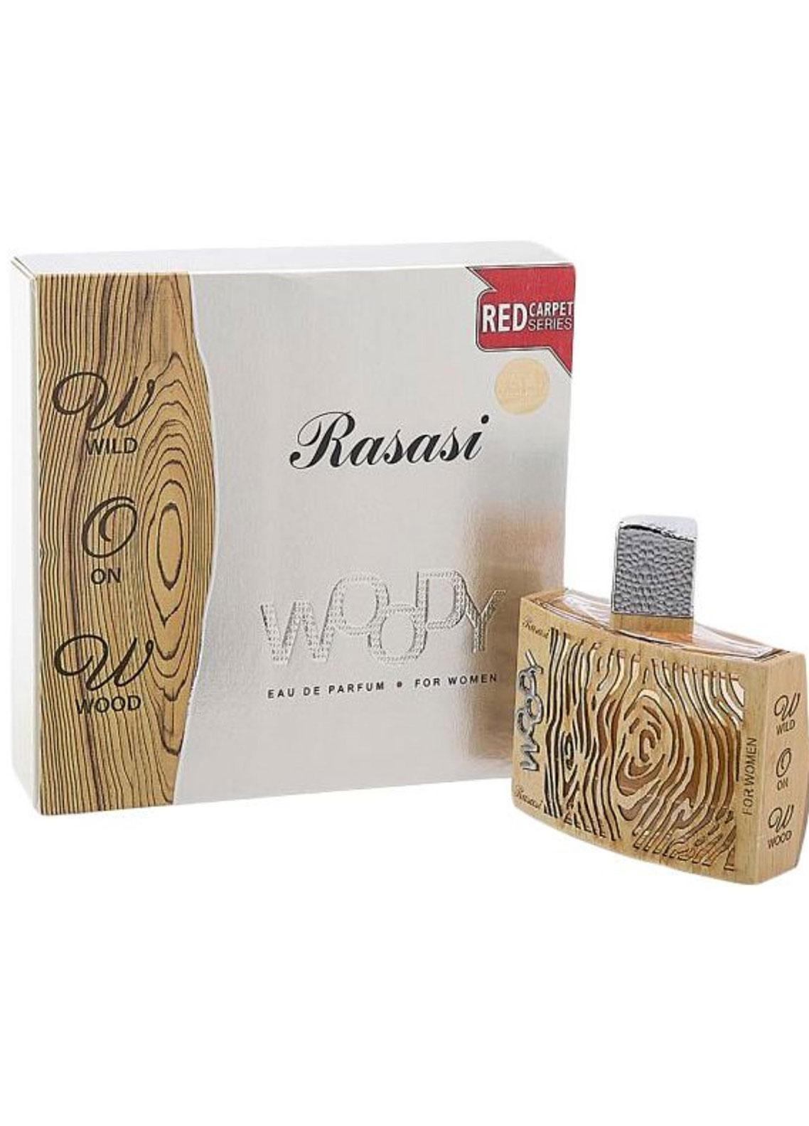 Rasasi Rasasi Woody Wow women's perfume EDP