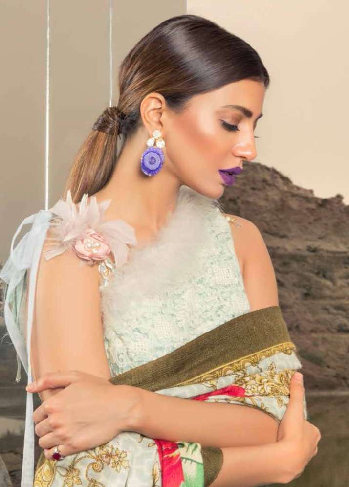 Rang Rasiya Embroidered Linen Unstitched 3 Piece Suit RGR17W2 607B