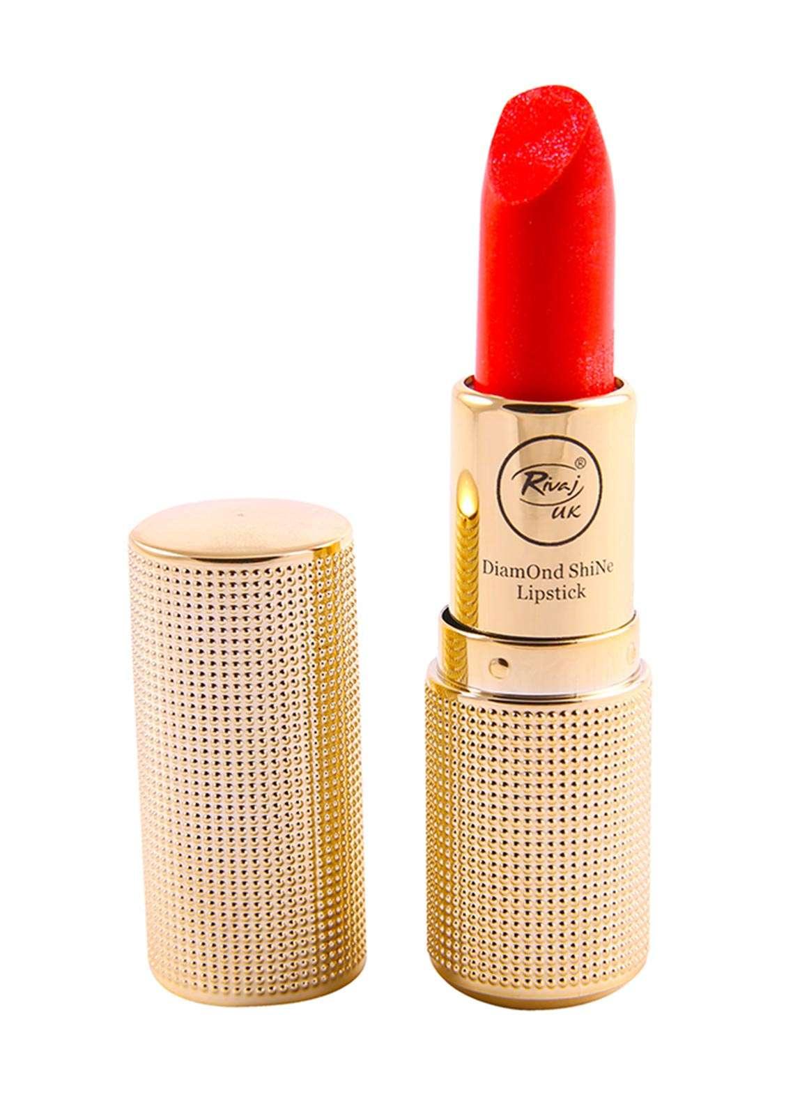 Rivaj UK Diamond Shine Lipstick - 18