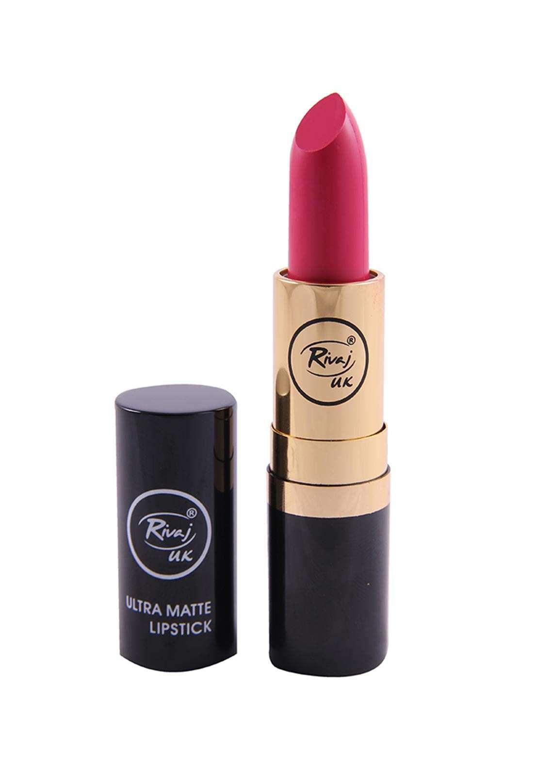 Rivaj UK Ultra Matte Lipstick - 26