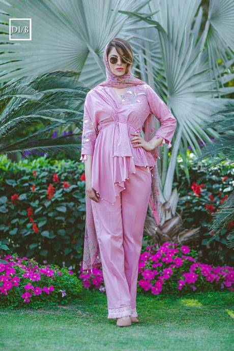 Noor by Saadia Asad Embroidered Lawn Unstitched 3 Piece Suit SA17L 1B