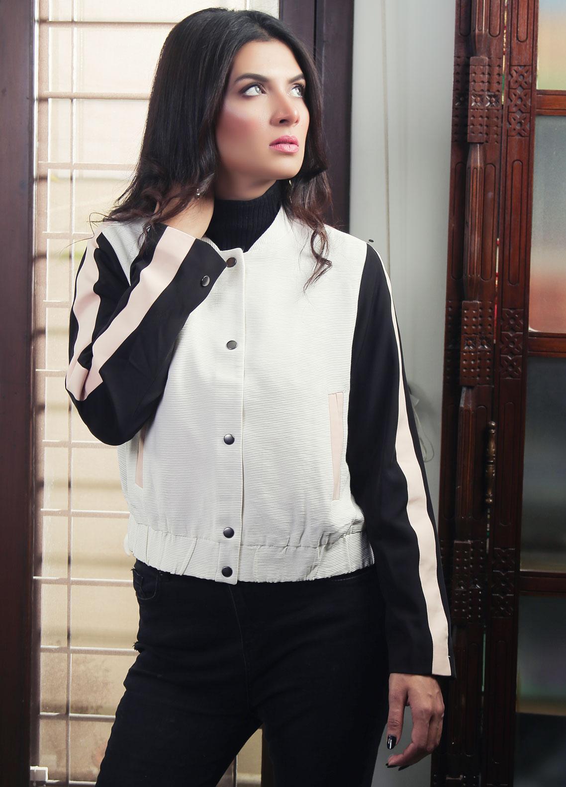 Sanaulla Exclusive Range Casual Cotton Jackets 3 - Winter Collection
