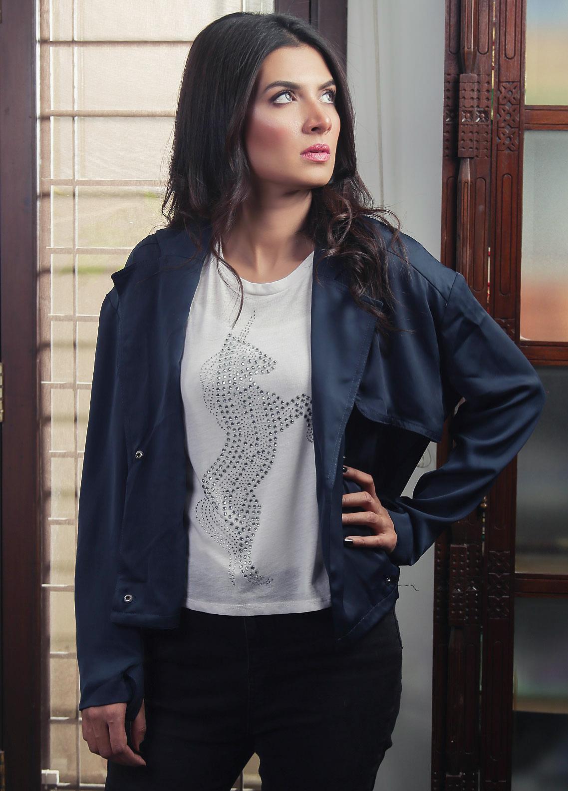 Sanaulla Exclusive Range Casual Cotton Jackets 4 - Winter Collection